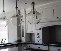 20 Glass Pendant Lights For Kitchen Island