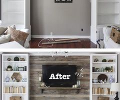 1000+ Ideas About Wall Mounted Tv On Pinterest