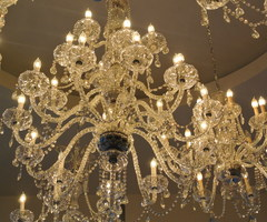 The Allure Of The Crystal Chandelier