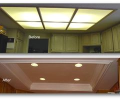 1000+ Ideas About Recessed Ceiling Lights On Pinterest