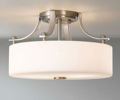 1000+ Ideas About Flush Lighting On Pinterest