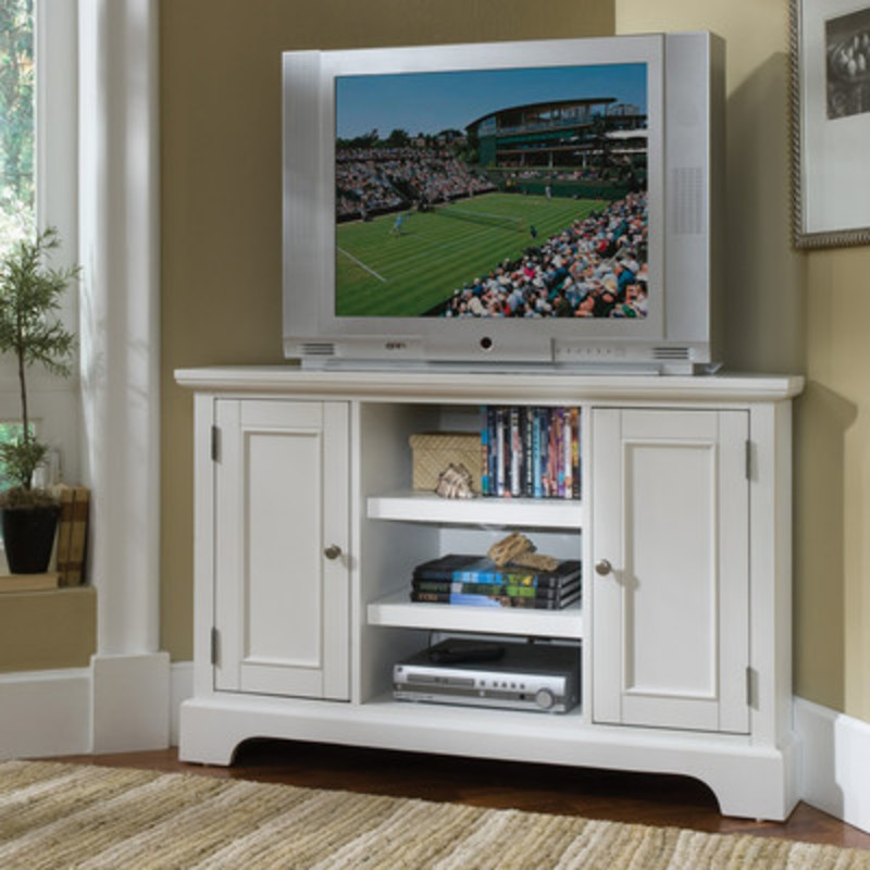 Essential Home  Bedford Tv Stand, Darby Home Co Sherbourne Corner Tv Stand & Reviews