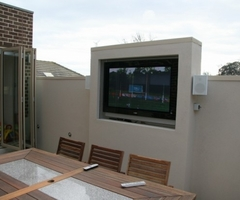 Outdoor Tv Cabinets Ideas With Regard To Outdoor Tv Cabinet Outdoor Tv Cabinets Protecting Your Tv