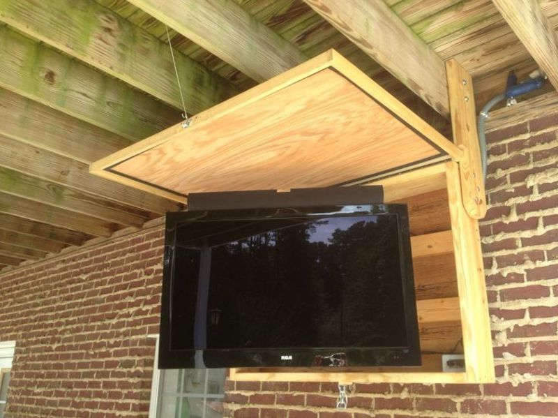 Outdoor Tv Cabinets With Doors, Cabinet