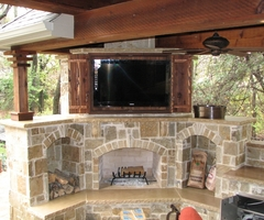 Outside Tv's & Cabinets