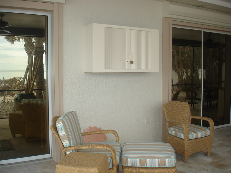 Outdoor Tv Cabinets With Doors, Outdoor Kitchen Cabinets