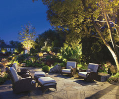 Deck Lighting & Patio Lighting