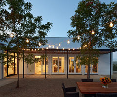 Hanging Patio String Lights