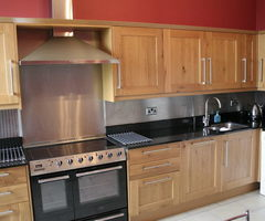 Stainless Steel Backsplash Sheets And Panels
