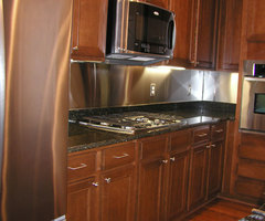 How To Measure Your Stainless Steel Backsplash / Commerce Metals