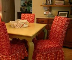 Decorative Chair Slipcover Ideas