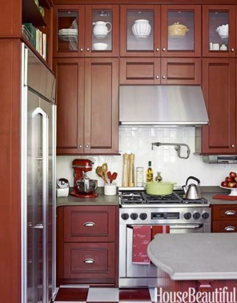 Small Kitchen Ideas, 25 Best Small Kitchen Design Ideas