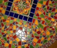 1000+ Images About Mosaic Tables On Pinterest