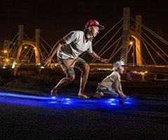 Under Glow Pro Skateboard & Scooter Led Lights (6 Pack)