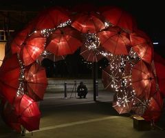 1000+ Ideas About Light Installation On Pinterest