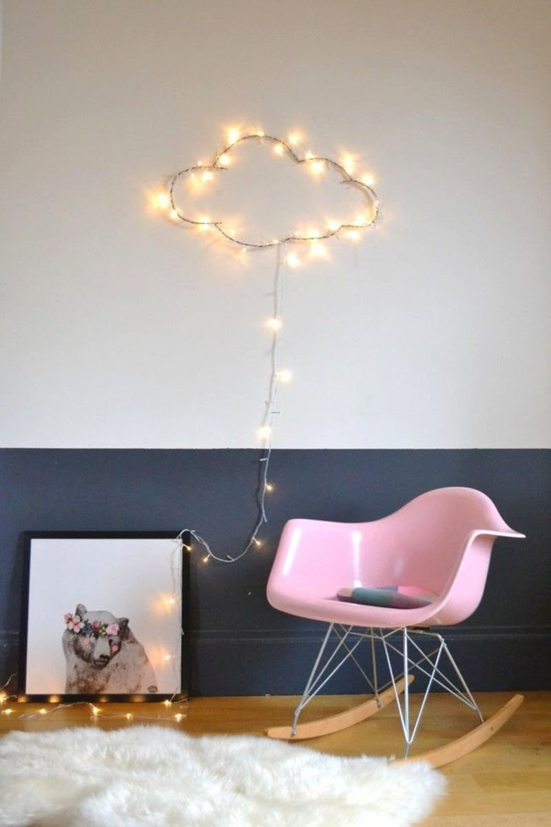 Fun Kids Light Installation, 1000+ Images About Night Lights On Pinterest