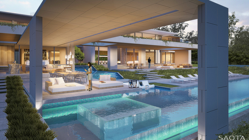 Dream Homes, 30+ Yet To Be Built Modern Dream Homes By Saota – Part 1