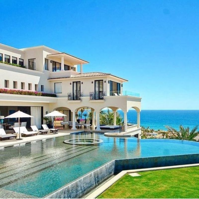 Dream Homes, 54 Stunning Dream Homes & Mega Mansions From Social Media — Style Estate