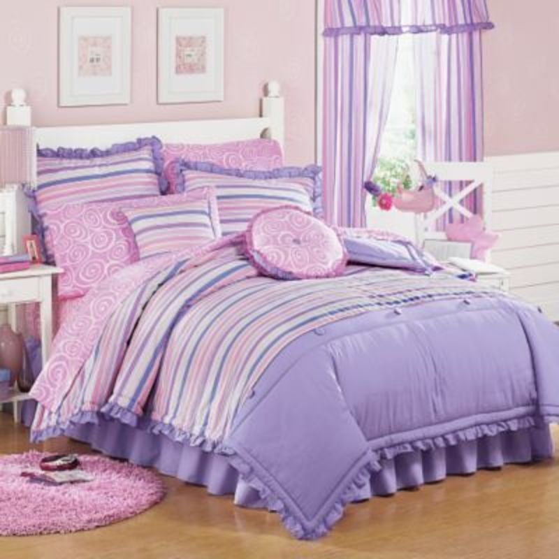 Bedding For Girls, Best Girls Comforter Sets And Ideas — All Home Designs