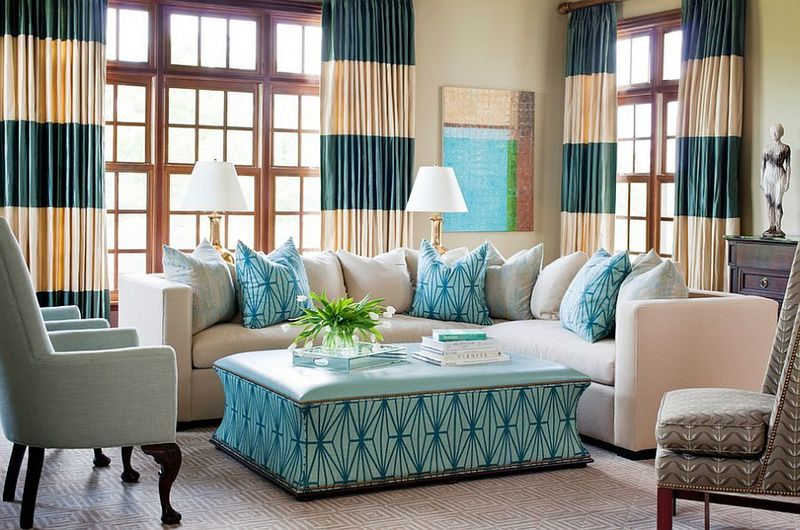 Curtains For A Living Room, How To Pick The Right Window Curtains For Your Home