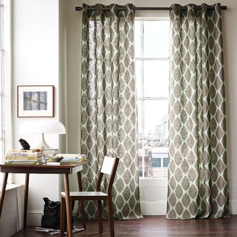 Curtains For A Living Room, Living Room Curtain Design
