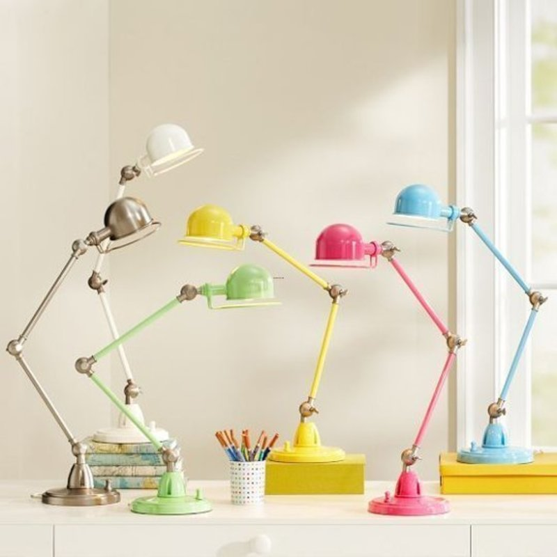 Cool Lamps For Kids, Cool Desk Lamps For Teens Design Room For Kids With Swirl Lamp By Litesource On Teen Study Desk 9722