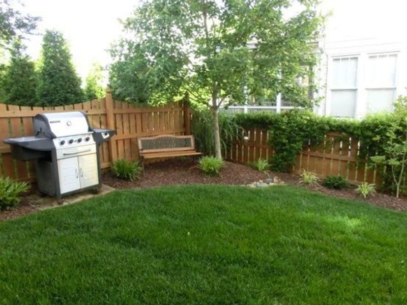 Small Back Yard Landscaping Ideas, 1000+ Images About Small Yard Inspiration On Pinterest