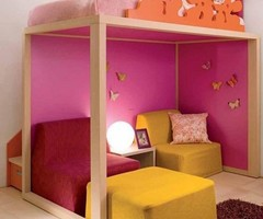 1000+ Images About Loft Bed On Pinterest