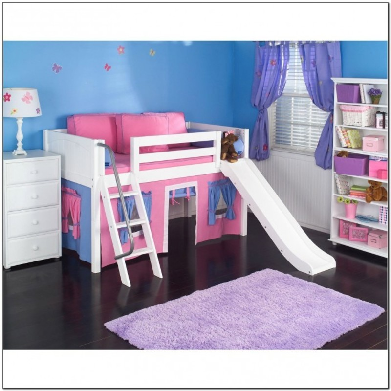 Girls Loft Bed, Girls Loft Bed Ideas Home Design Ideas