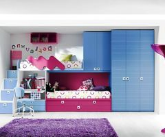 Loft Beds For Girls And Desk