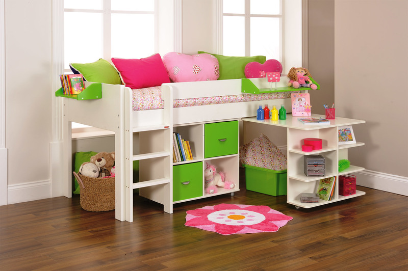 Girls Loft Bed, Best Popular Loft Beds For Girls Today — Girl Bedrooms
