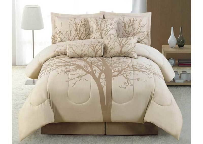 Tree King Comforter Sets, California King Comforter Sets And Size