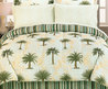 Tropical California King Comforter Sets, King Sized, Tropical Bedding Sets