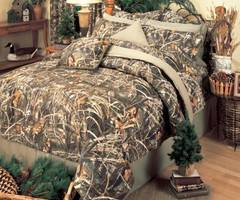 Real Tree Max 4 Camo King Comforter Set
