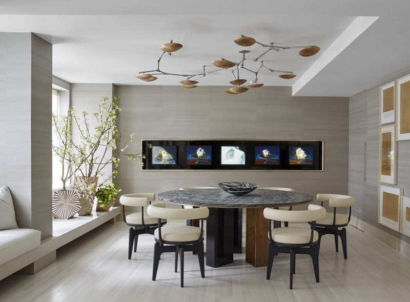 Modern Dining Tables, 25 Modern Dining Room Decorating Ideas