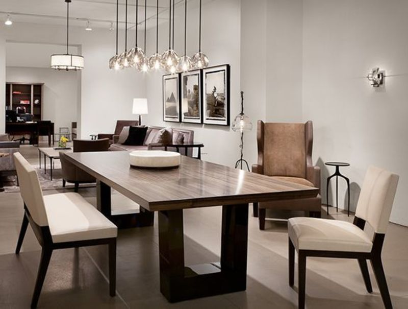 Modern Dining Tables, 1000+ Ideas About Contemporary Dining Table On Pinterest
