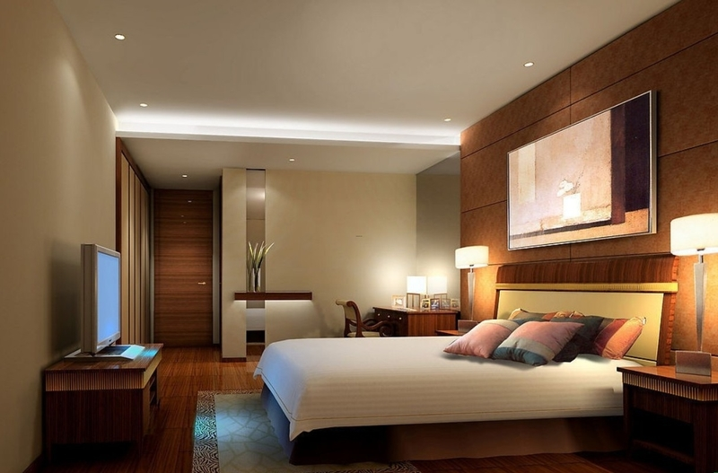 Minimal Interior Lighting, Bedroom Lighting Guide. Light Guide Living Room Family Bedroom Lighting Design