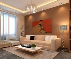 Modern Minimal Lounge Lighting. Modern Minimal Lounge Lighting E