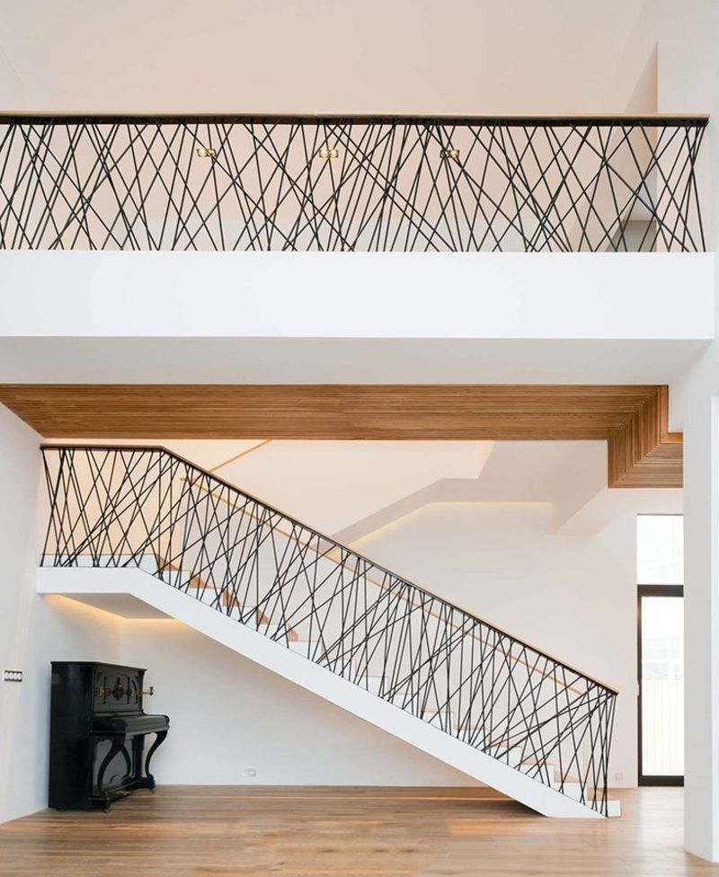 Staircase Railing Modern, Modern Stair Rail. Stair Railing Ideas And Designs In Modern Style Interior Stair Railing. Stair Railing Contemporary Staircase. Modern Cable Stair Railing. Contemporary Stair Railing Modern Stair Railings. Modern Contemporary Stairs Using Cable Railing N