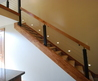 Modern Staircase Railing Designs 12