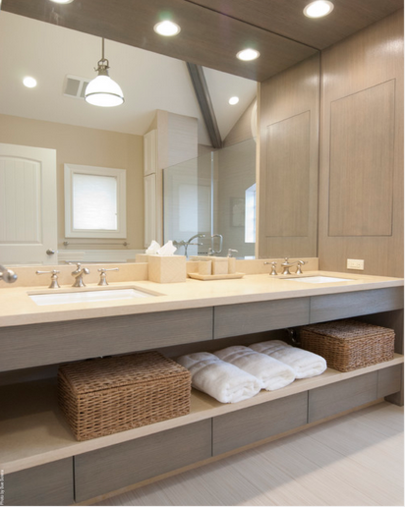 Bathroom Lighting, Color Temperature And Its Role In Bathroom Lighting