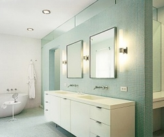 17 Best Images About Bathroom Vanity Lighting On Pinterest