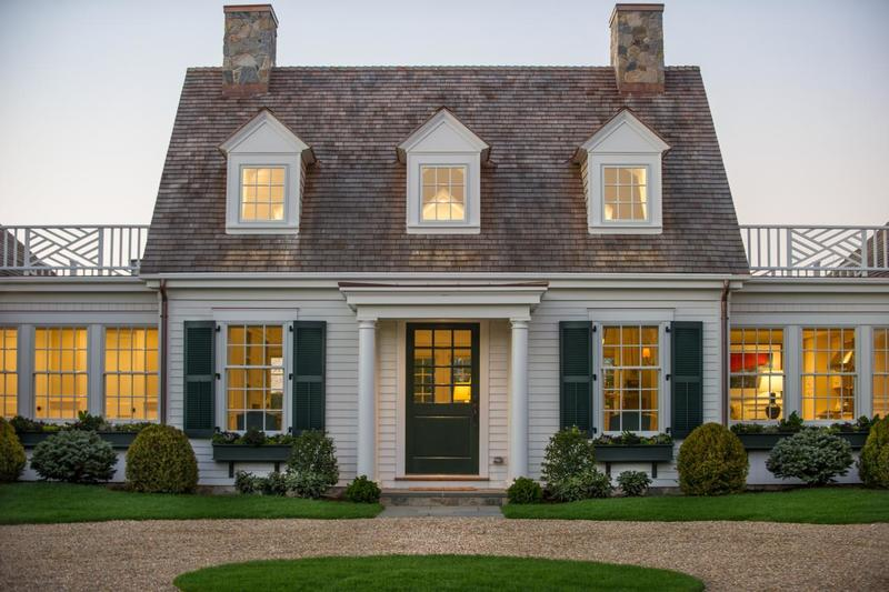 Cape Cod Colonial One Story House, 17 Best Images About Cape Cod Style House On Pinterest