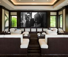17 Best Ideas About Media Rooms On Pinterest