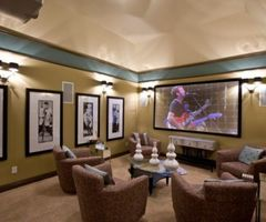 35 Modern Media Room Designs That Will Blow You Away