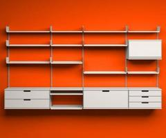 Wall Mounted Shelves – Unique Furniture With Many Benefits