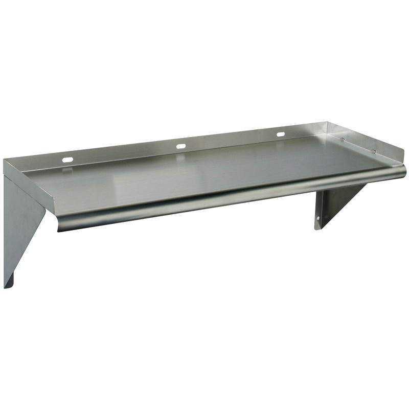 Wall Mounting Shelves, Tarrison Stainless Steel Wall Mount Shelves