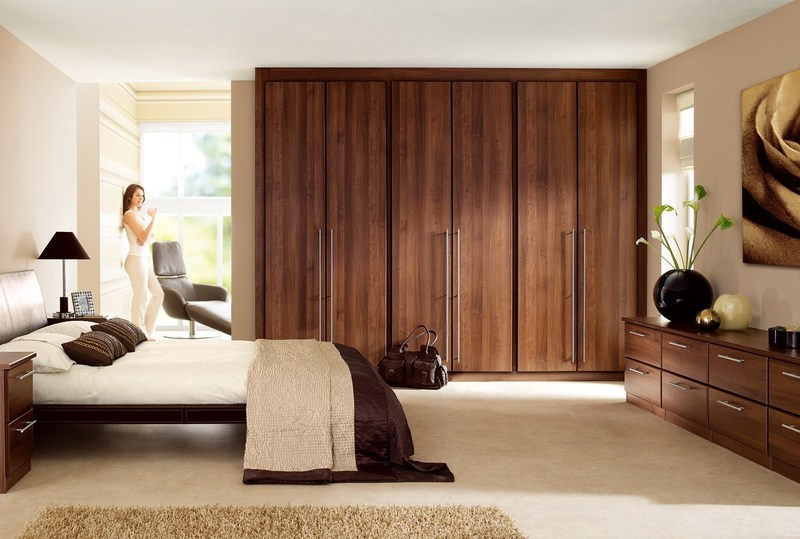 Bed Models Wood With Caboard, Bedroom Cupboard Designs