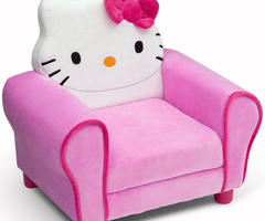 Toddler & Kids' Upholstered Chairs