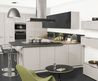 Cuisine Design Blanche Grise Darty